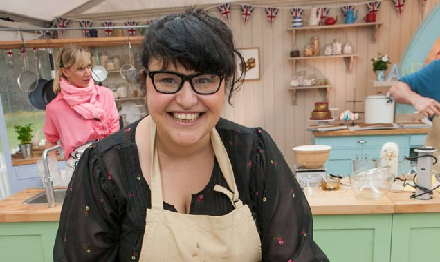 Claire Goodwin GBBO eliminated
