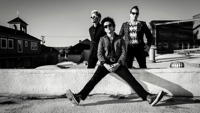 Green Day To Embark On North American Nightclub Tour