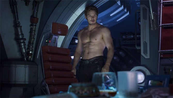 Chris Pratt Admits Son Prefers Spider-Man To Star-Lord