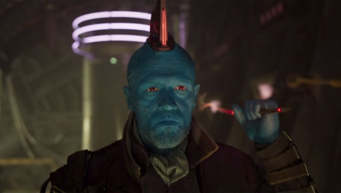 "Michael Rooker Thinks ""Every Moment"" Is Improvised On 'Guardians Of The Galaxy'"