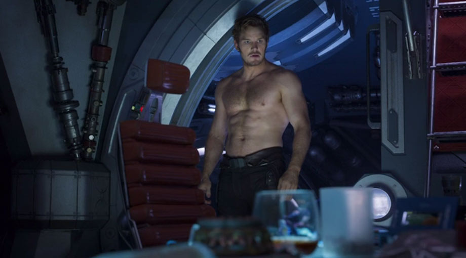 Chris Pratt returns as Peter Quill aka Star-Lord