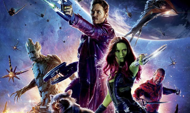 The 'Guardians Of The Galaxy' Characters Ranked
