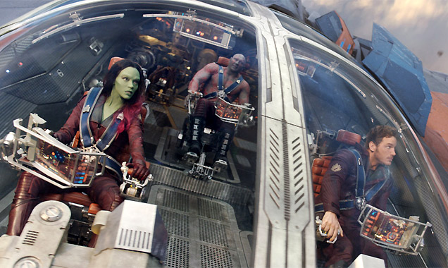 The third instalment in James Gunn's trilogy could be complete within three years