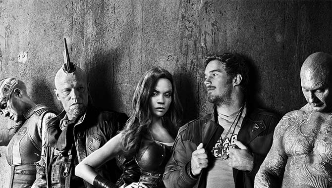 'Guardians Of The Galaxy Vol. 2' Is A Family Affair For These Heroes
