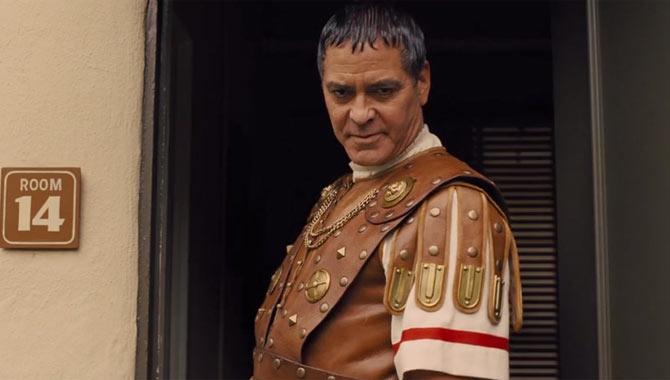 George Clooney starred in 'Hail, Caesar!'