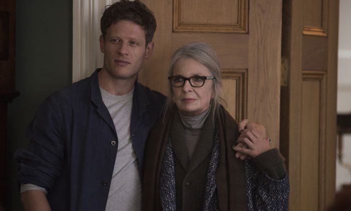 Diane Keaton Identified With Her Character's Fear