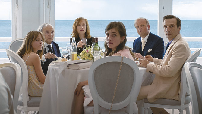 Isabelle Huppert and Toby Jones among the cast of 'Happy End'
