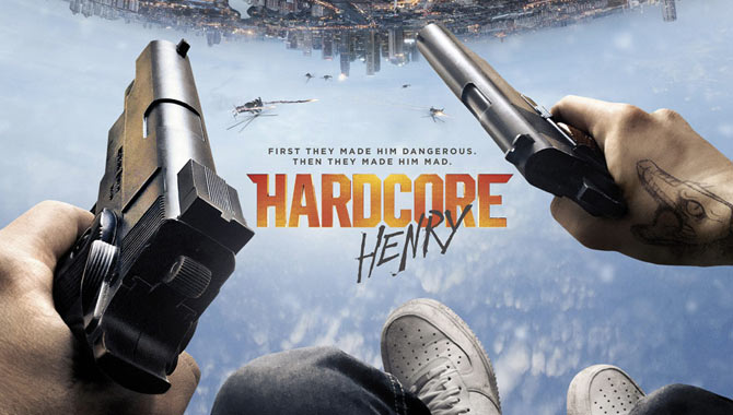 Sickening Or Stunning? 'Hardcore Henry' Is The Latest Cinematic Venture To Divide Critics