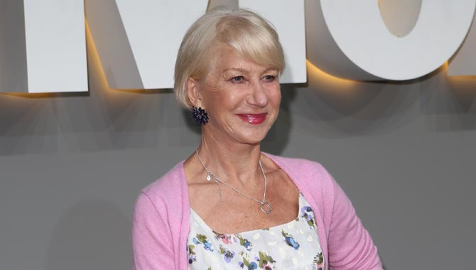 Helen Mirren Is Ready To Go Furiously Fast