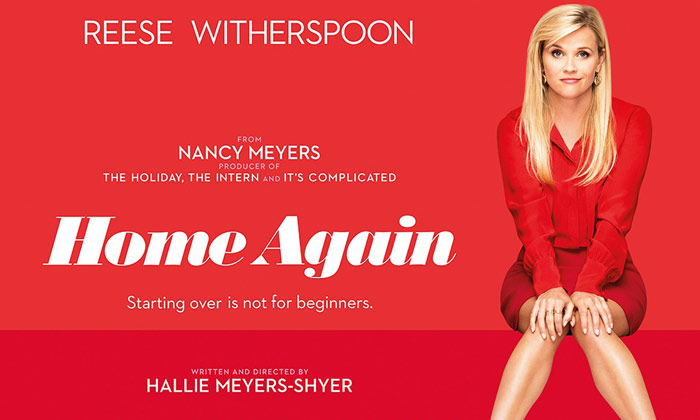 Reese Witherspoon stars in 'Home Again'