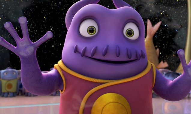 'Home' hits US theatres on 27th March 2015