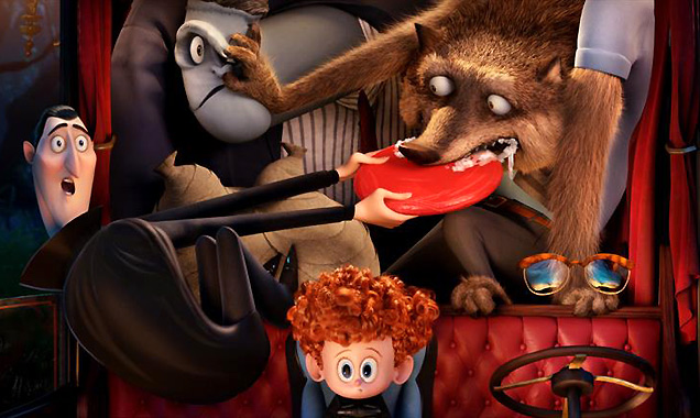 'Hotel Transylvania 2' Sets September Record For US Box Office