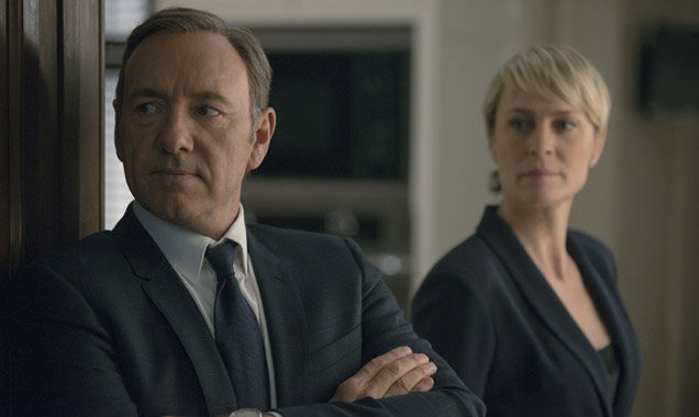 Frank Underwood Is Back In 'House Of Cards' Season Four Trailer