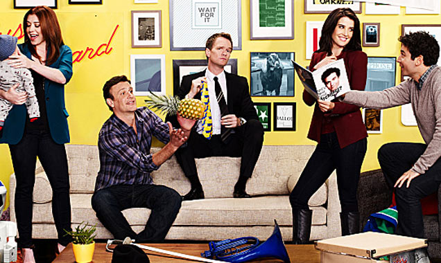'How I Met Your Mother' was hugely popular with fans