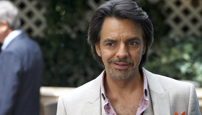 Eugenio Derbez Wants To Be 'A Voice' For Latino People