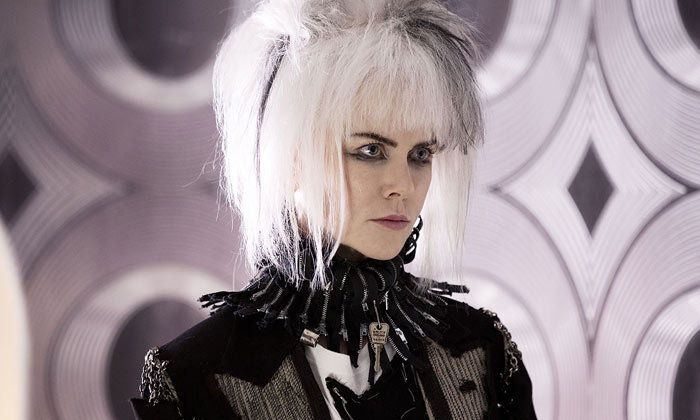 Nicole Kidman as punk Queen Bodecia in 'How to Talk to Girls at Parties'