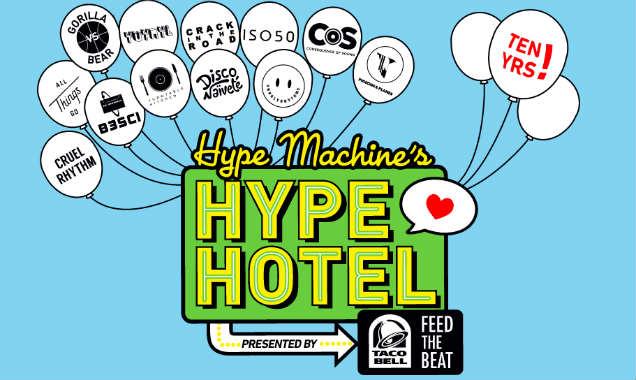 Hype Hotel 2015 logo