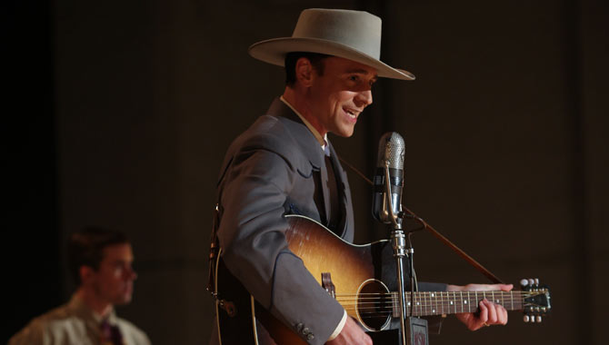How Tom Hiddleston Lived And Breathed Hank Williams' Music For 'I Saw The Light'