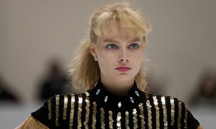 Margot Robbie in 'I, Tonya'