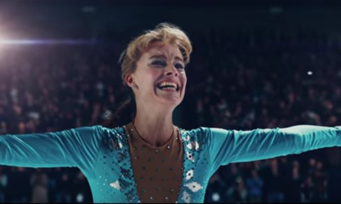Margot Robbie stars as Tonya Harding in 'I, Tonya'
