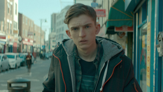Bill Milner And Maisie Williams Star In Netflix Thriller 'iBoy'
