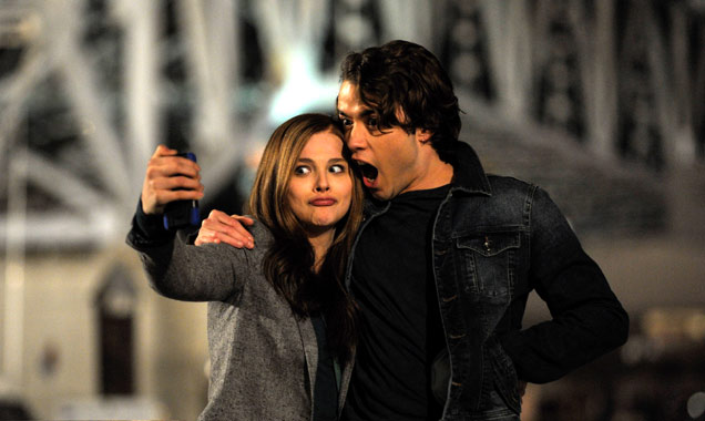 If I Stay Chloe Grace Moretz Jamie Blackley