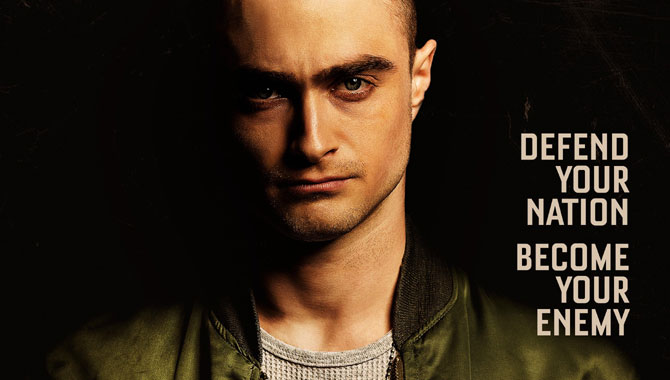 Daniel Radcliffe Goes Undercover In Harrowing Crime Thriller 'Imperium'