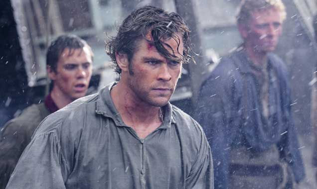 5 Times 'In The Heart Of The Sea' Put Chris Hemsworth Off Ocean Movies