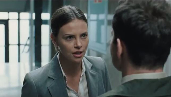 Charlize Theron played a detective in 'In The Valley Of Elah'