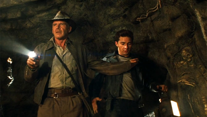 10 Times Indiana Jones Outwitted The Grim Reaper