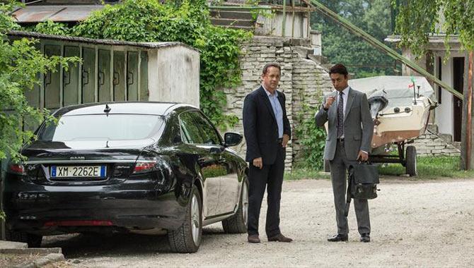 Tom Hanks and Irrfan Khan