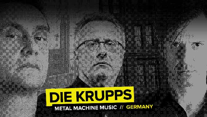 Die Krupps among the headliners at Infest 2017