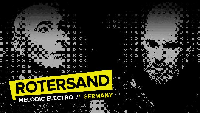 Rotersand perform Infest for the second time