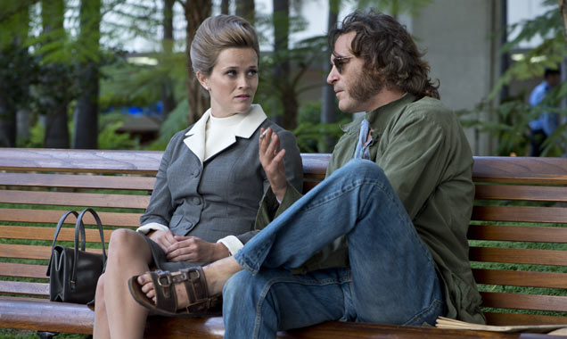 Joaquin Phoenix and Reese Witherspoon in 'Inherent Vice'