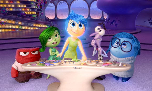 'Inside Out' Lets Amy Poehler Bring The World Some Extra Joy