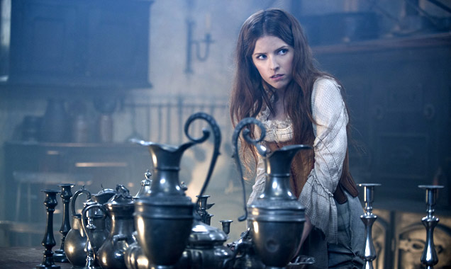 Anna Kendrick in 'Into The Woods'