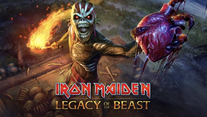 Iron Maiden: Legacy of the Beast is out now