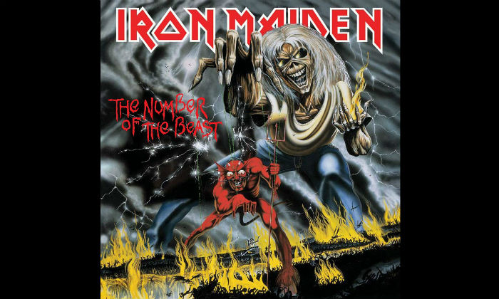Album of the Week: When Iron Maiden personified The Number of the Beast