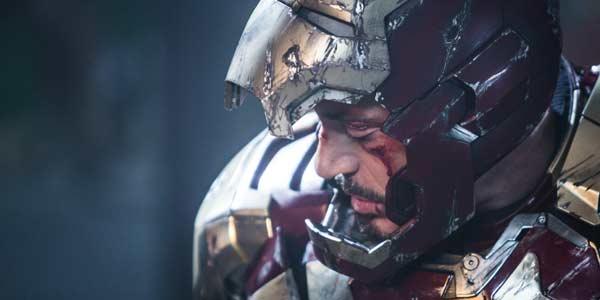 Robert Downey Jr is the iconic superhero Iron Man