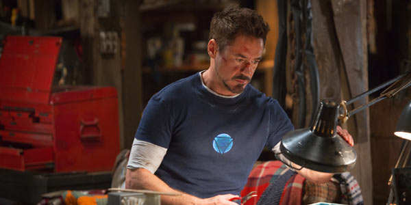 Robert Downey Jr. is consistently praised by co-stars for his portrayal of Tony Stark, aka Iron Man