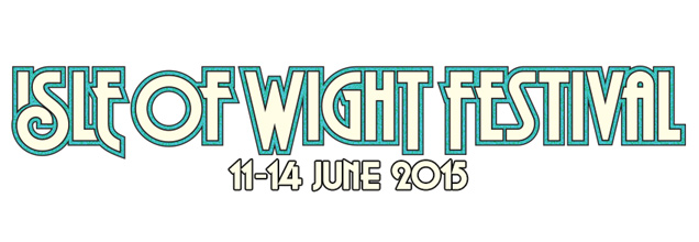 Isle Of Wight festival 2015 logo