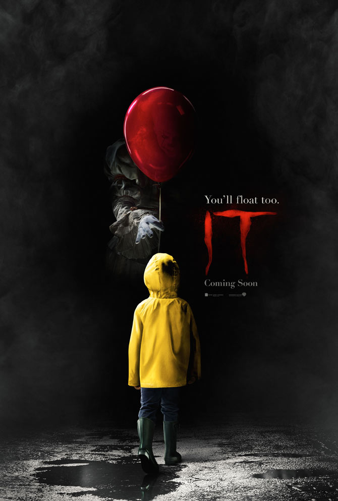 Are you brave enough to watch Stephen King's 'IT' on the big screen?