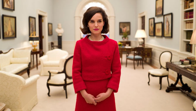 Natalie Portman Talks About Jackie Kennedy In New Biopic