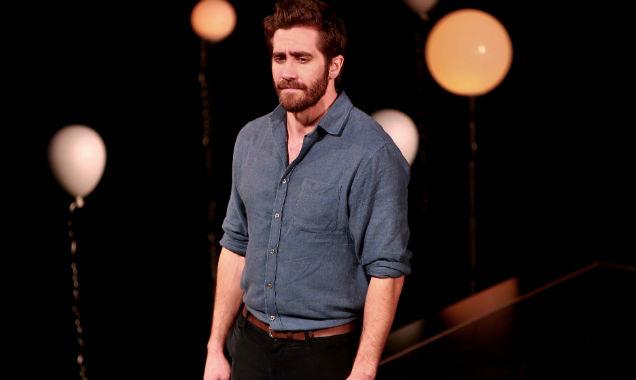 Jake Gyllenhaal makes his Broadway debut in 'Constellations'