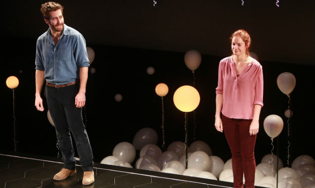 Jake Gyllenhaal and Ruth Wilson are the cast of 'Constellations'