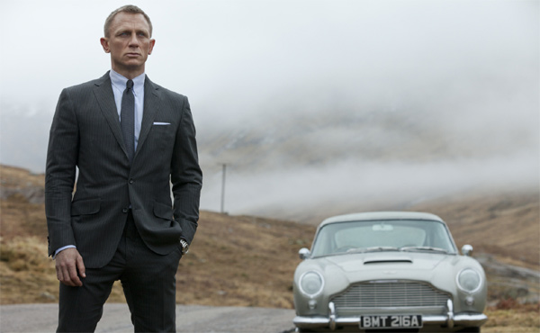 The Story Of How Daniel Craig's Favourite Gloves Nearly Ruined 'Skyfall'