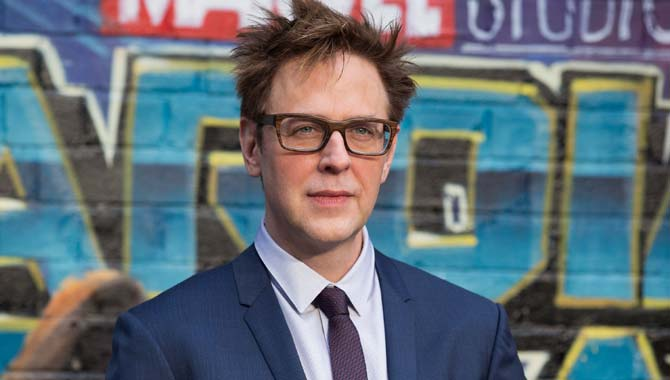 James Gunn Loves The Guardians Of The Galaxy Like Family