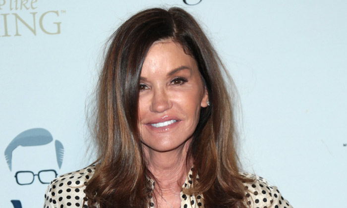 Janice Dickinson at Larry King's 60th Broadcasting Anniversary Event