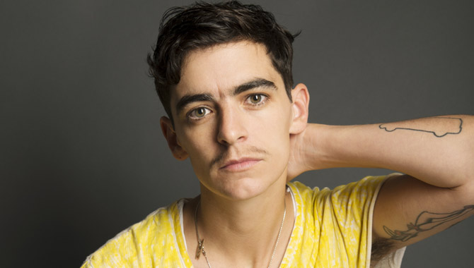JD Samson embraces her non-binary identity