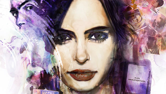 The first season of 'Jessica Jones' was a huge hit for Marvel and Netflix